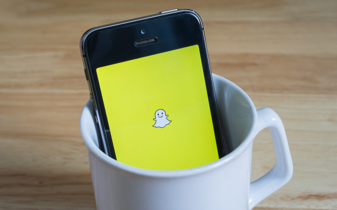 Youth Advocate promotes National Delete Snapchat Day