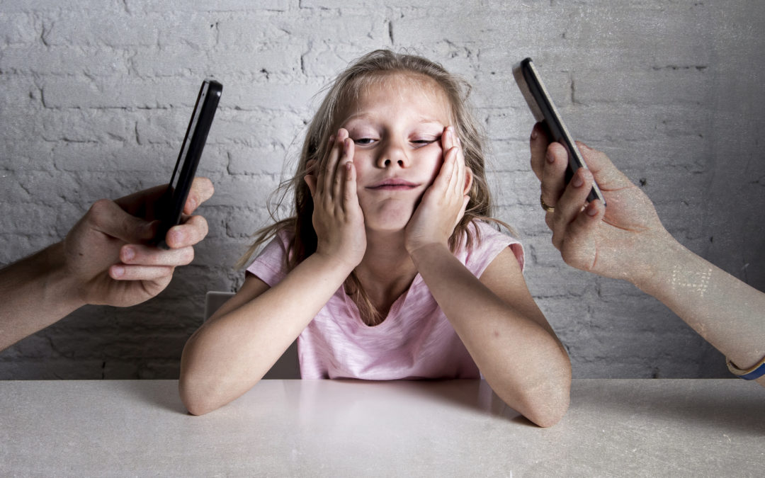 Kids acting out already this summer? Could be how much screen time YOU are getting