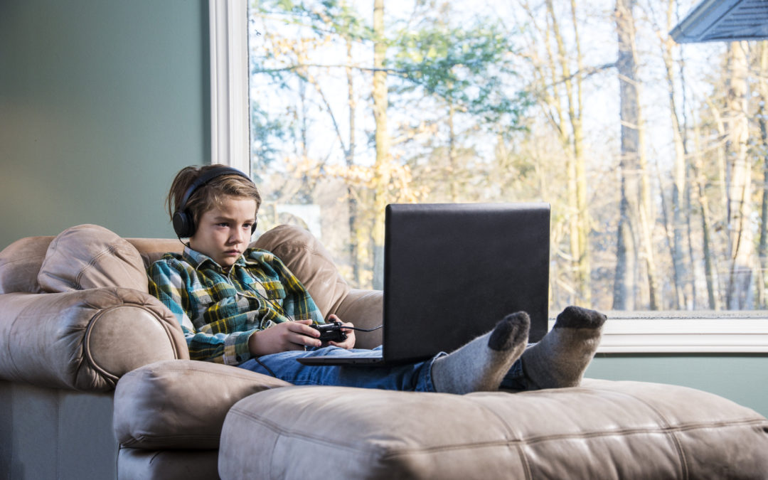 How 'helicopter parenting' could actually be contributing to kids' screen addiction