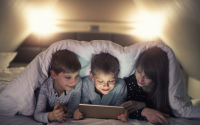 The key to strong brainpower in kids? Sleep, exercise and limited screen time